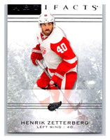 2014-15 Upper Deck Artifacts #9 Henrik Zetterberg NHL Mint