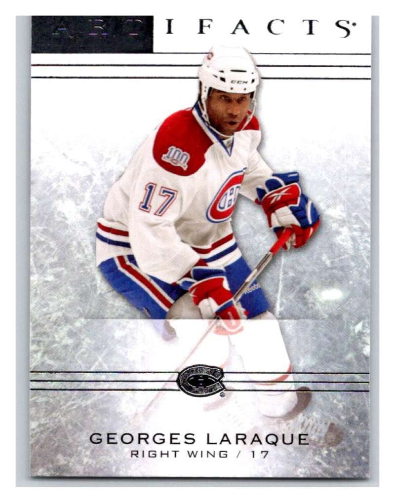 2014-15 Upper Deck Artifacts #12 Georges Laraque NHL Mint