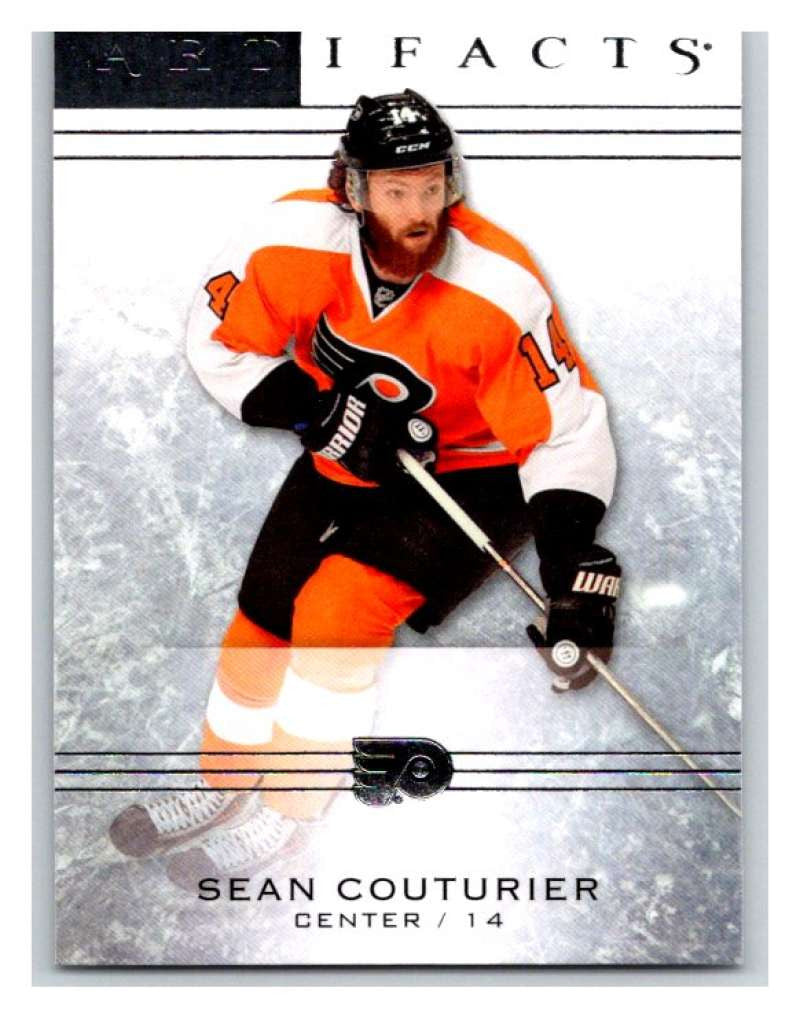 2014-15 Upper Deck Artifacts #15 Sean Couturier NHL Mint