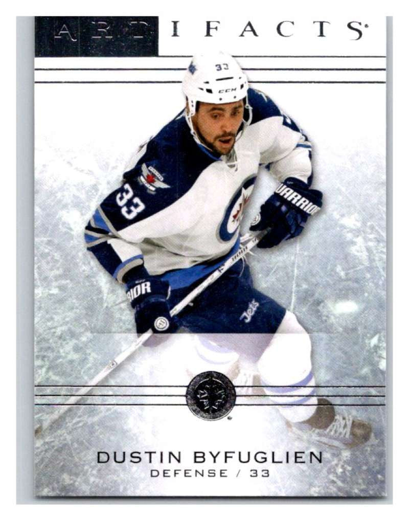 2014-15 Upper Deck Artifacts #18 Dustin Byfuglien NHL Mint