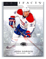 2014-15 Upper Deck Artifacts #26 Josh Gorges NHL Mint