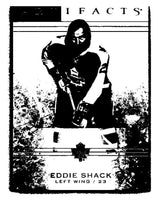 2014-15 Upper Deck Artifacts #30 Eddie Shack NHL Mint