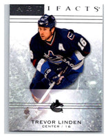 2014-15 Upper Deck Artifacts #31 Trevor Linden NHL Mint