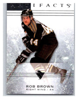 2014-15 Upper Deck Artifacts #32 Rob Brown NHL Mint