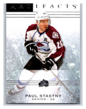 2014-15 Upper Deck Artifacts #40 Paul Stastny NHL Mint