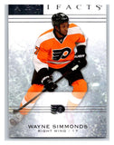 2014-15 Upper Deck Artifacts #42 Wayne Simmonds NHL Mint