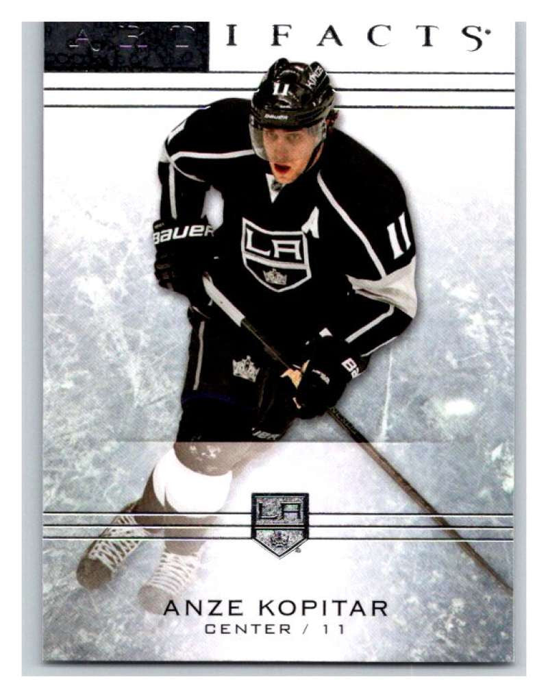 2014-15 Upper Deck Artifacts #45 Anze Kopitar NHL Mint
