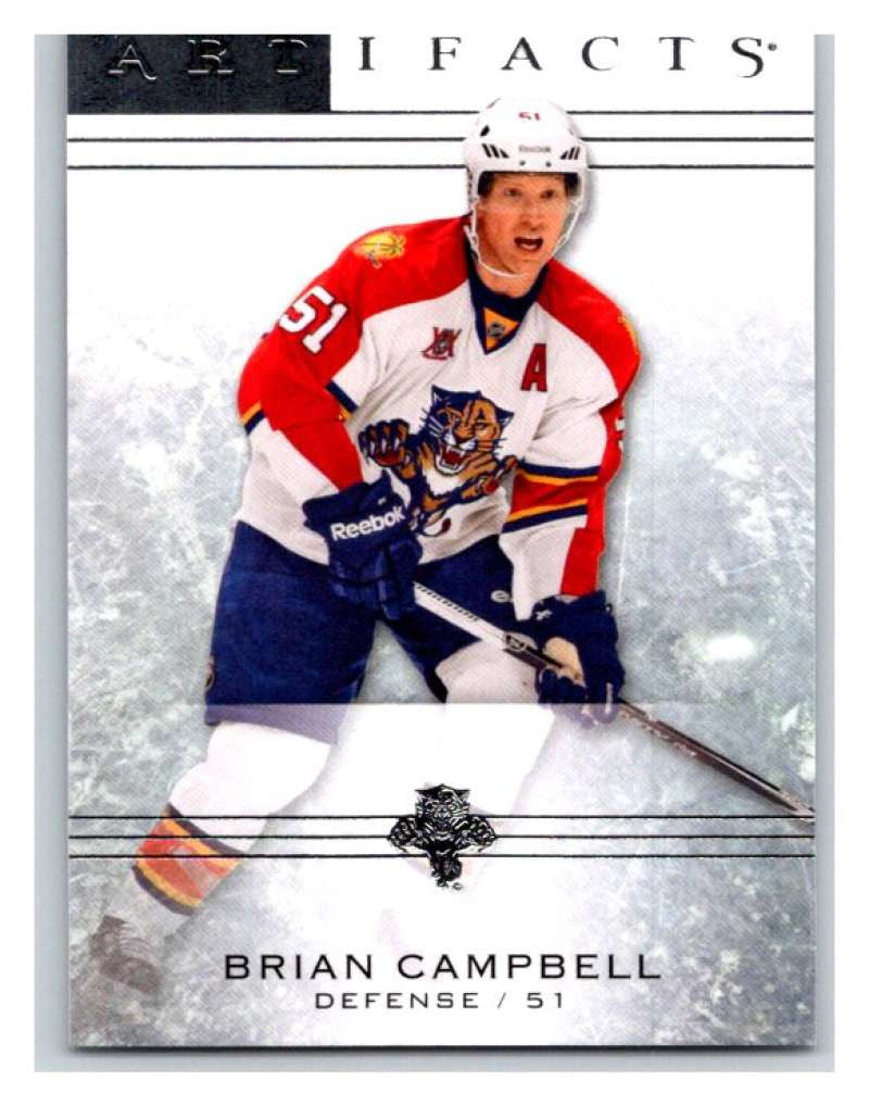 2014-15 Upper Deck Artifacts #48 Brian Campbell NHL Mint