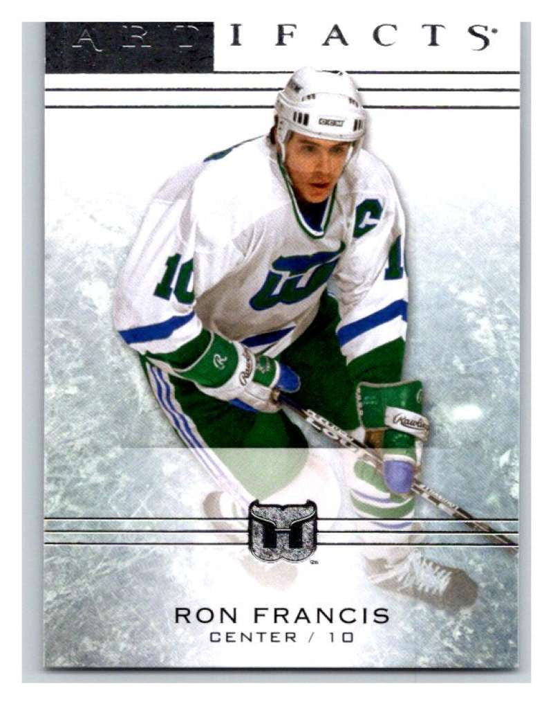 2014-15 Upper Deck Artifacts #49 Ron Francis NHL Mint