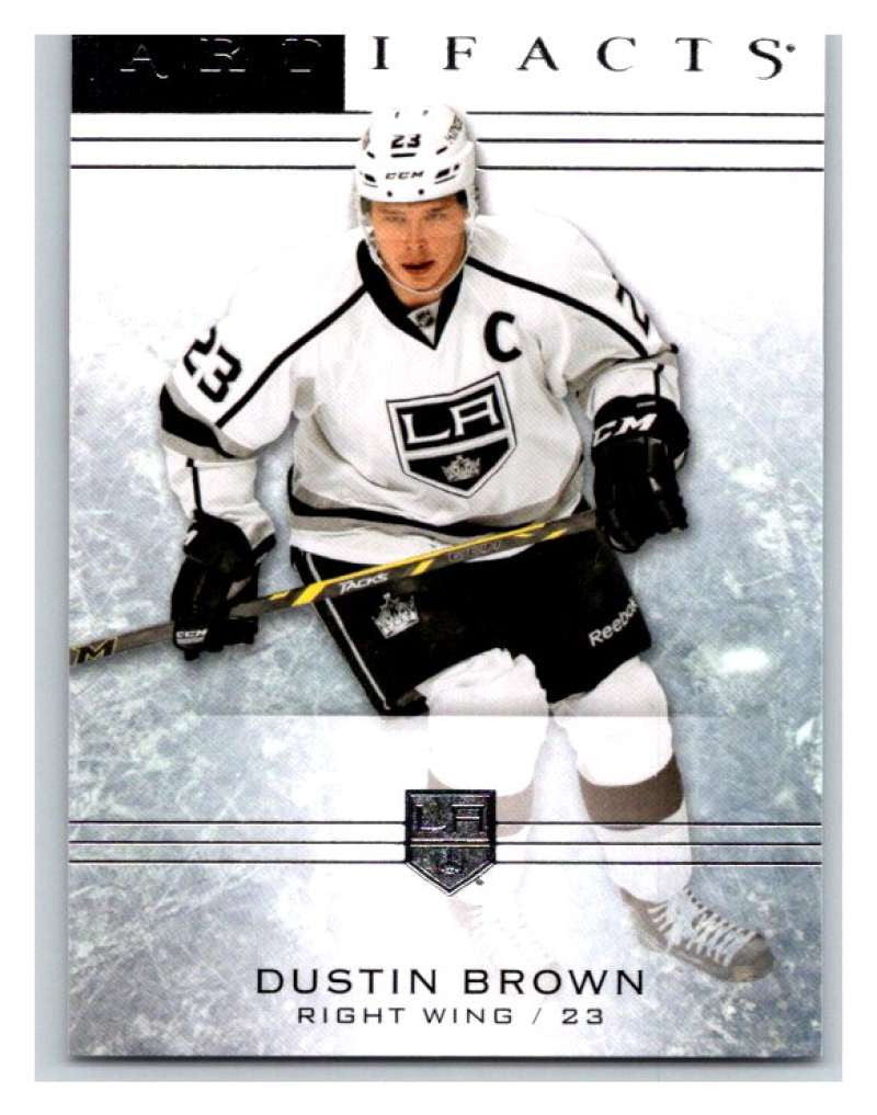 2014-15 Upper Deck Artifacts #52 Dustin Brown NHL Mint