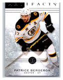 2014-15 Upper Deck Artifacts #53 Patrice Bergeron NHL Mint