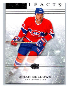 2014-15 Upper Deck Artifacts #57 Brian Bellows NHL Mint