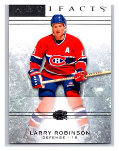 2014-15 Upper Deck Artifacts #58 Larry Robinson NHL Mint