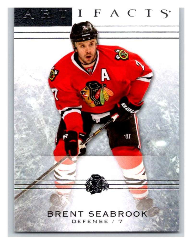 2014-15 Upper Deck Artifacts #60 Brent Seabrook NHL Mint
