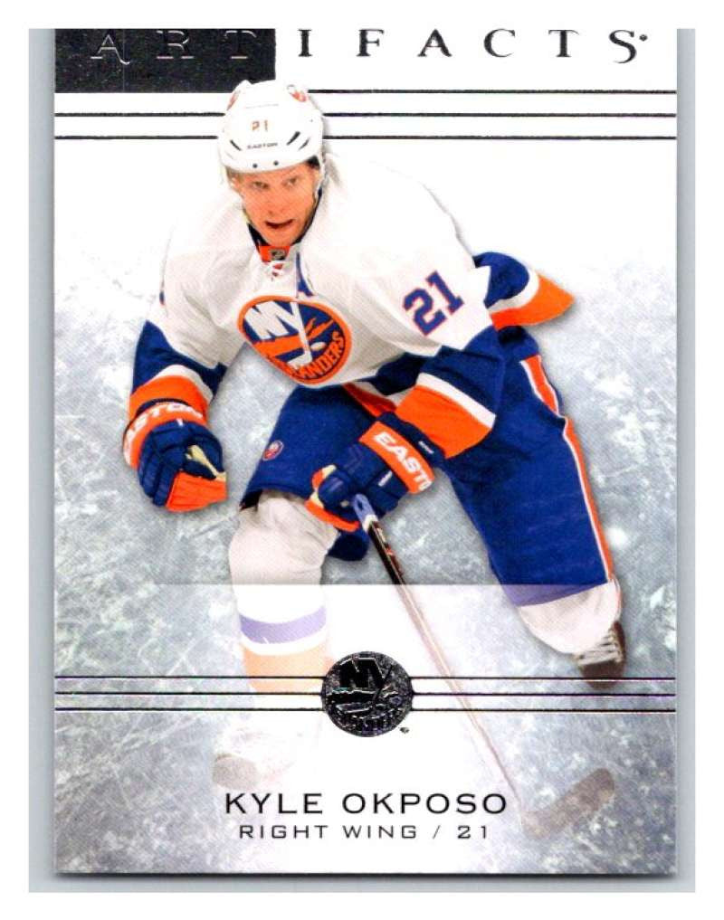 2014-15 Upper Deck Artifacts #71 Kyle Okposo NHL Mint