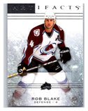 2014-15 Upper Deck Artifacts #73 Rob Blake NHL Mint