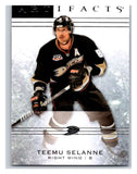 2014-15 Upper Deck Artifacts #76 Teemu Selanne NHL Mint