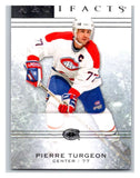 2014-15 Upper Deck Artifacts #81 Pierre Turgeon NHL Mint