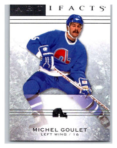 2014-15 Upper Deck Artifacts #88 Michel Goulet NHL Mint