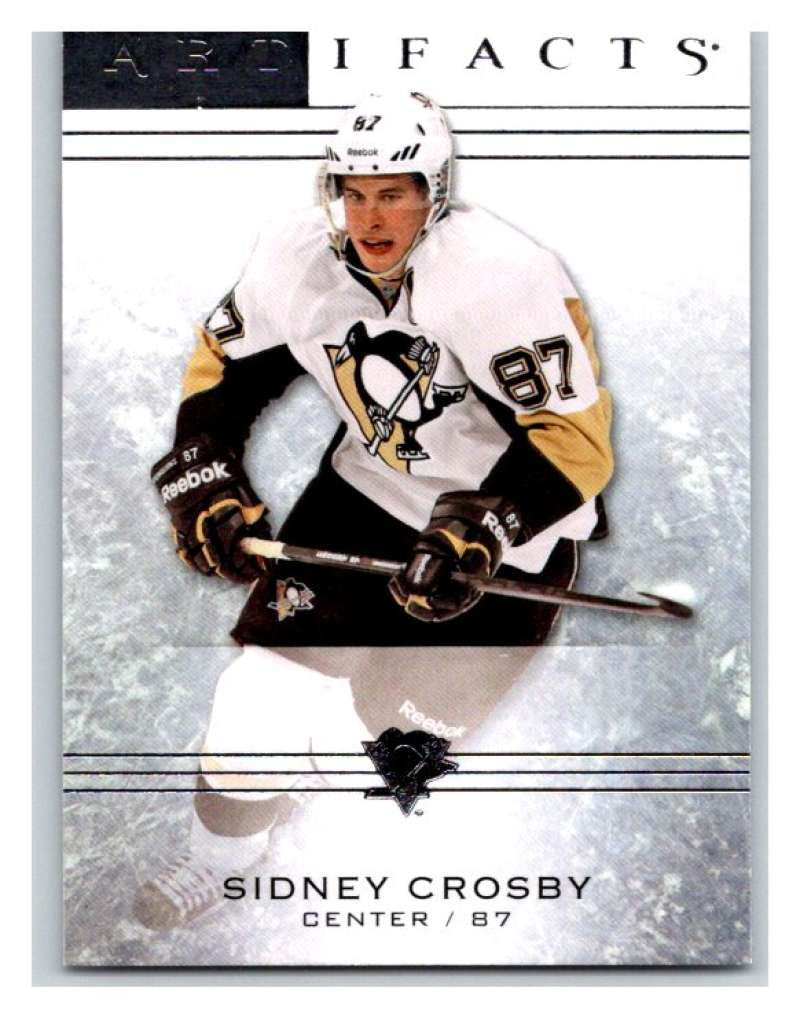 2014-15 Upper Deck Artifacts #90 Sidney Crosby NHL Mint