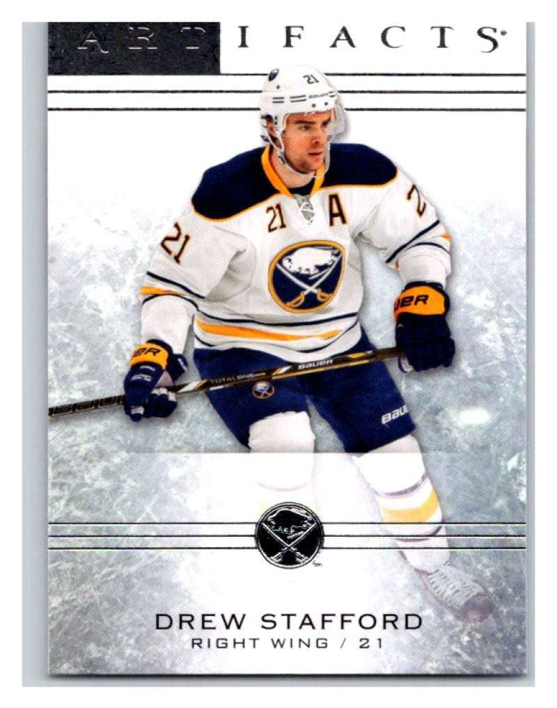 2014-15 Upper Deck Artifacts #95 Drew Stafford NHL Mint