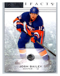 2014-15 Upper Deck Artifacts #96 Josh Bailey NHL Mint
