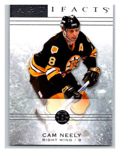 2014-15 Upper Deck Artifacts #97 Cam Neely NHL Mint