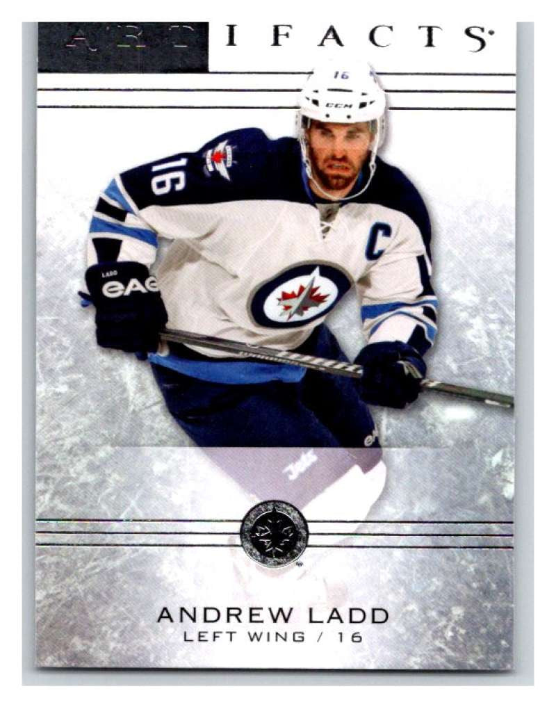 2014-15 Upper Deck Artifacts #99 Andrew Ladd NHL Mint