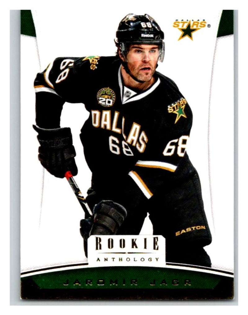 2012-13 Panini Rookie Anthology #1 Jaromir Jagr Stars NHL Mint