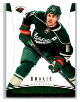 2012-13 Panini Rookie Anthology #3 Zach Parise Wild NHL Mint