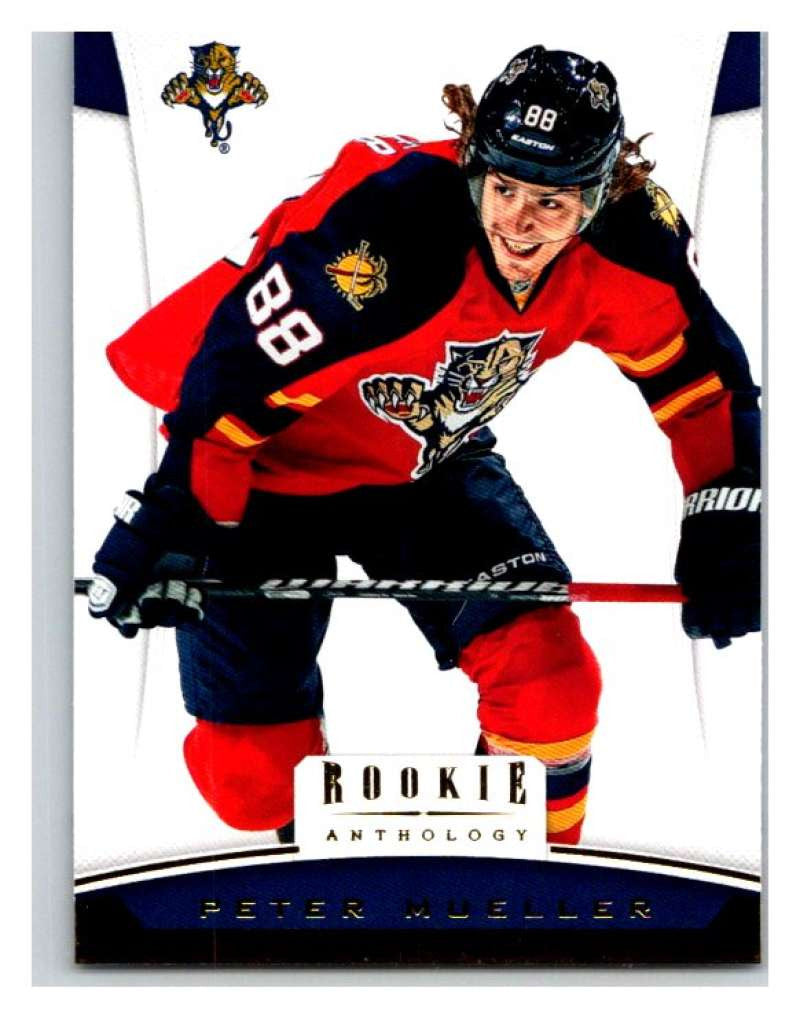 2012-13 Panini Rookie Anthology #6 Peter Mueller Panthers NHL Mint