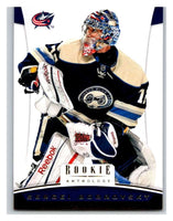 2012-13 Panini Rookie Anthology #8 Sergei Bobrovsky Blue Jackets NHL Mint