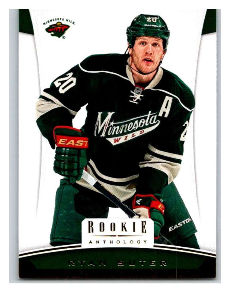 2012-13 Panini Rookie Anthology #10 Ryan Suter Wild NHL Mint