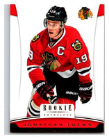2012-13 Panini Rookie Anthology #31 Jonathan Toews Blackhawks NHL Mint