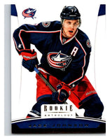 2012-13 Panini Rookie Anthology #35 Jack Johnson Blue Jackets NHL Mint