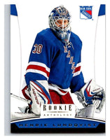 2012-13 Panini Rookie Anthology #44 Henrik Lundqvist NY Rangers NHL Mint