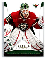 2012-13 Panini Rookie Anthology #47 Niklas Backstrom Wild NHL Mint