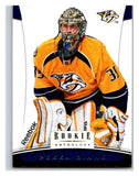 2012-13 Panini Rookie Anthology #51 Pekka Rinne Predators NHL Mint