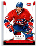 2012-13 Panini Rookie Anthology #52 Max Pacioretty Canadiens NHL Mint