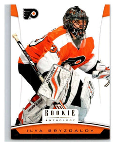 2012-13 Panini Rookie Anthology #60 Ilya Bryzgalov Flyers NHL Mint