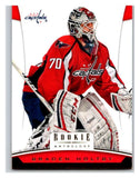 2012-13 Panini Rookie Anthology #76 Braden Holtby Capitals NHL Mint