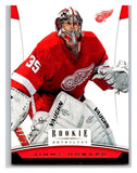 2012-13 Panini Rookie Anthology #87 Jimmy Howard Red Wings NHL Mint