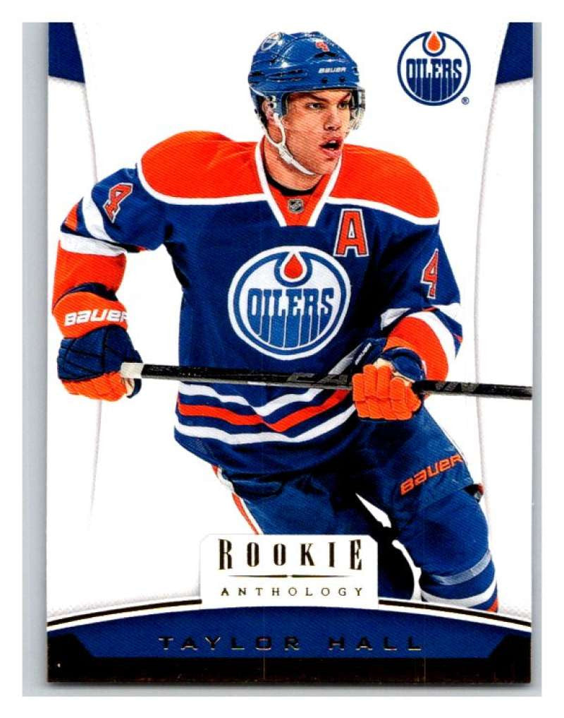 2012-13 Panini Rookie Anthology #88 Taylor Hall Oilers NHL Mint