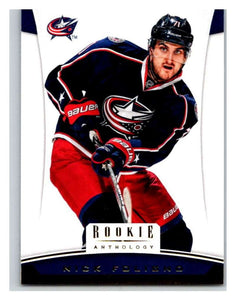 2012-13 Panini Rookie Anthology #98 Nick Foligno Blue Jackets NHL Mint