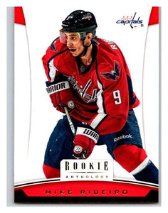 2012-13 Panini Rookie Anthology #100 Mike Ribeiro Capitals NHL Mint