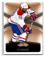 2015-16 Fleer Showcase #2 P.K. Subban Canadiens NHL Mint