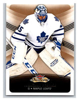 2015-16 Fleer Showcase #8 Jonathan Bernier Maple Leafs NHL Mint