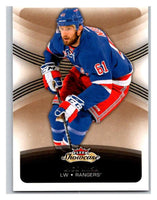 2015-16 Fleer Showcase #10 Rick Nash NY Rangers NHL Mint
