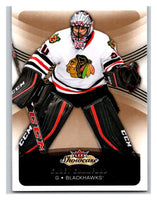 2015-16 Fleer Showcase #13 Corey Crawford Blackhawks NHL Mint