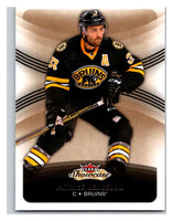 2015-16 Fleer Showcase #17 Patrice Bergeron Bruins NHL Mint